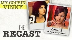 """""""My Cousin Vinny"""" (1992) What if Cardi B played Mona Lisa Vito?! 