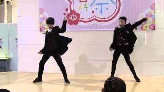 20150404イオン東員 東海神起 PurpleLine-Spinning / 東方神起