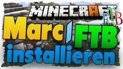 Minecraft Marc - FeedTheBeast Infinity installieren - Tutorial
