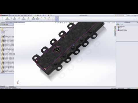 Solidworks Export Assembly as Single STL File Tutorial
