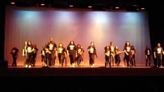SGI iDeclare SoCal North Zone Dance Team