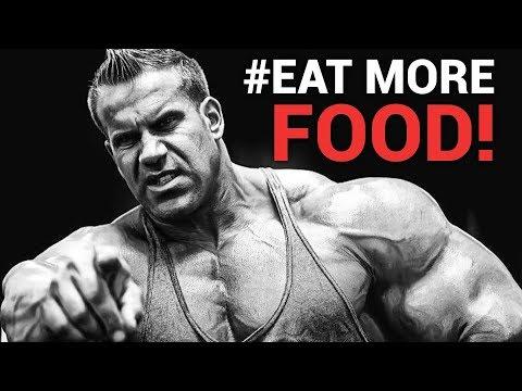 BULKING SEASON Bodybuilding Lifestyle Motivation