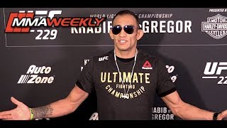 Tony Ferguson Lashes Out Against the Press, UFC, Conor McGregor and Khabib  (UFC 229)