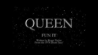 Watch music video: Queen - Fun It