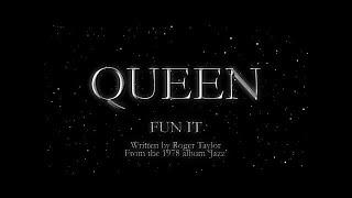 Queen - Fun It (Official Lyric Video)