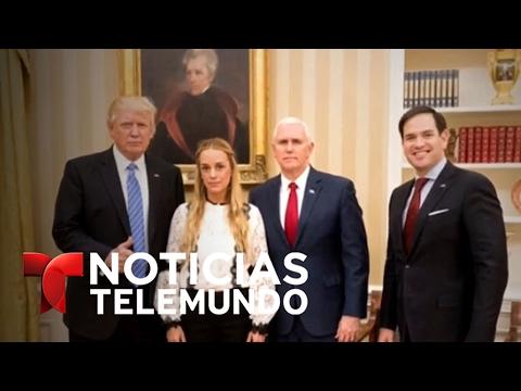 Noticias Telemundo, 18 de febrero de 2017 | Noticiero | Noticias Telemundo