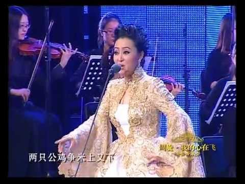 周旋 – 我的心在飛獨唱音樂會1 Zhou Xuan - My Heart is Flying Solo Concert 1