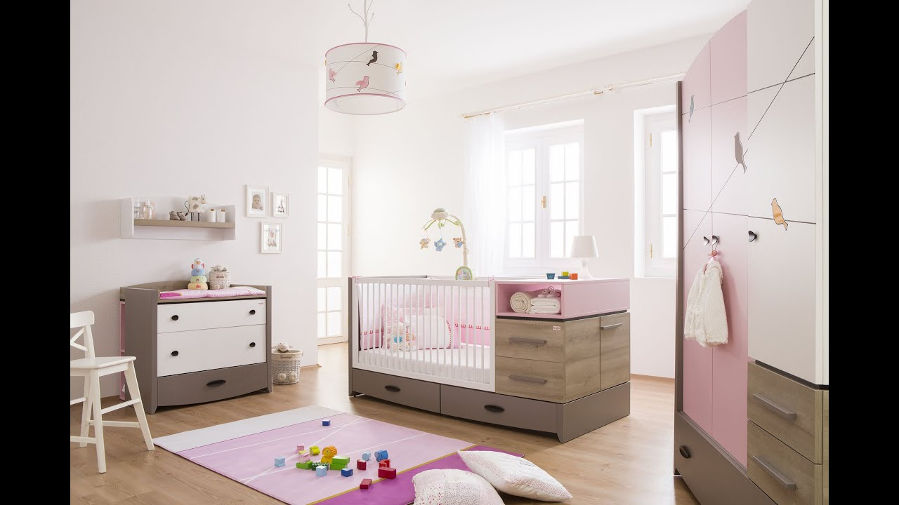 Ultimate Uni Baby Bedroom Ideas