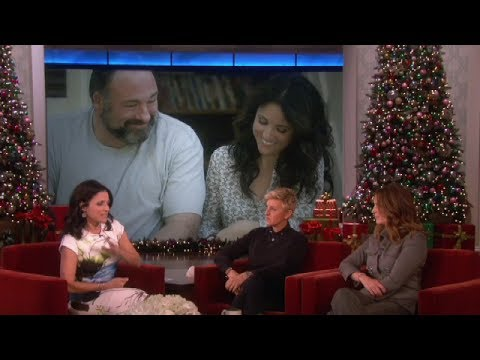 Julia Louis-Dreyfus on 'Enough Said' on Ellen Show