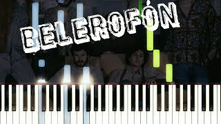Taburete - Belerofón | Piano Tutorial