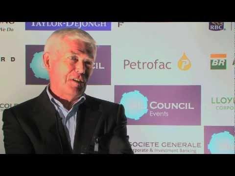 OIL COUNCIL: Bob McBean Interview,  Oil Council World Assembly.