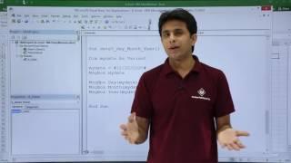 Excel VBA - DD/MM/YYYY