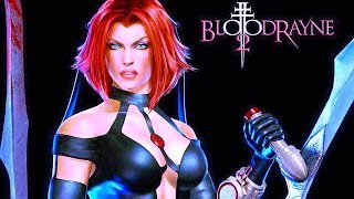 BloodRayne 2 (English): Все видео сцены [1080p]