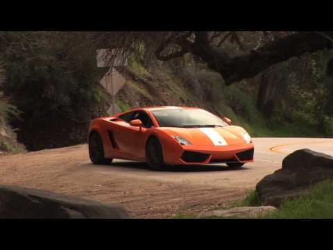 A Dream Ride In The Lamborghini Gallardo LP550-2 Valentino Balboni