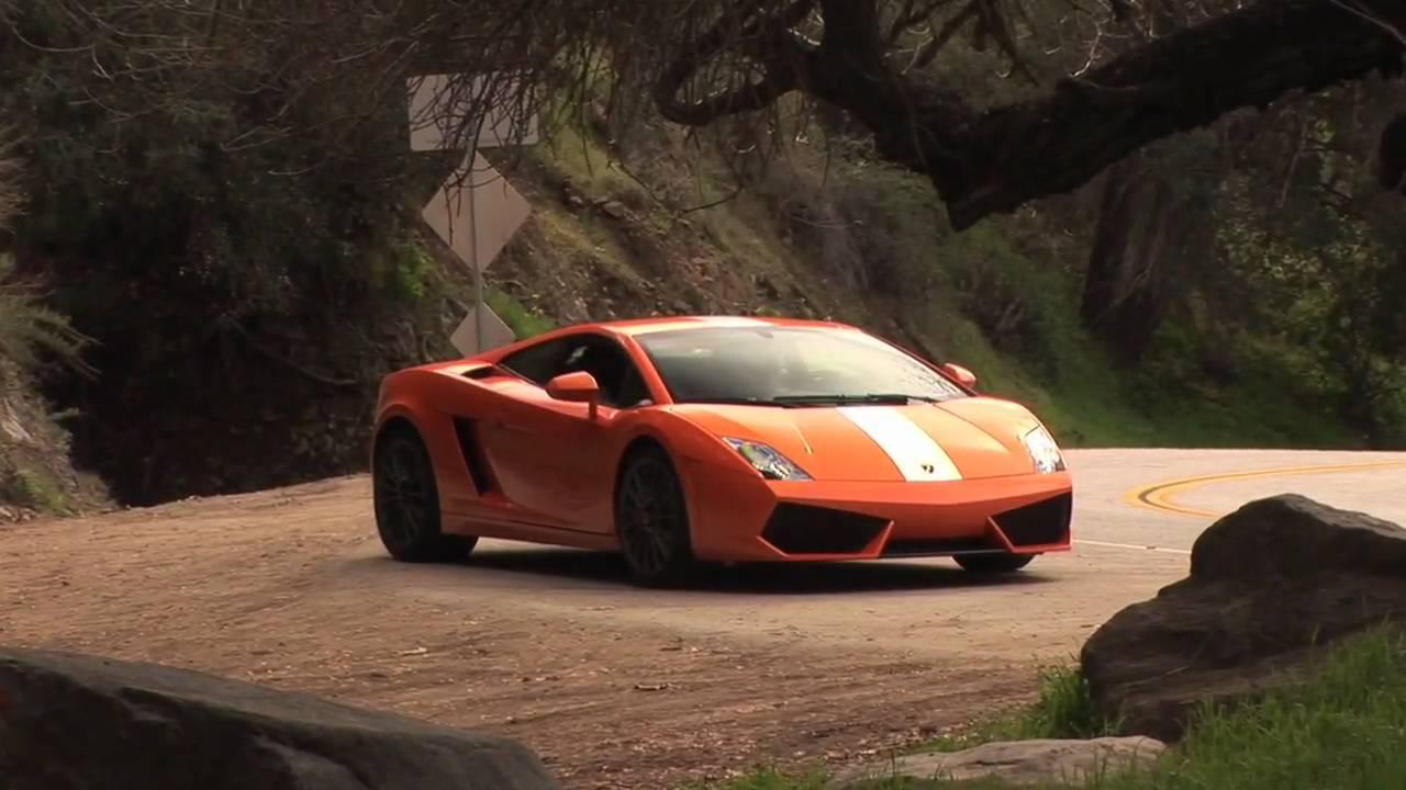 A Dream Ride In The Lamborghini Gallardo Lp550 2 Valentino Balboni