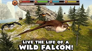 Falcon Simulator - By Gluten Free Games - Compatible with iPhone, iPad, and Android