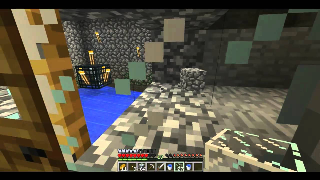 Minecraft Let S Build Skeleton Xp Arrow Farm Youtube