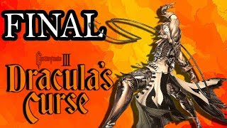 The End of Darkness | Let's Play Castlevania III: Dracula's Curse (FINAL)