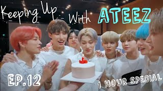 Keeping Up With ATEEZ Season 2 Ep.12 1 Hour Special Video