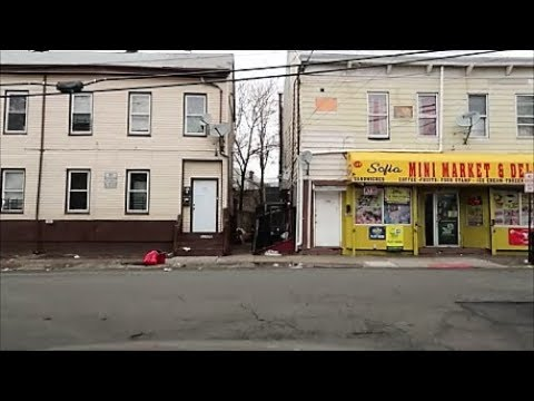 PATERSON NEW JERSEY WORST HOODS