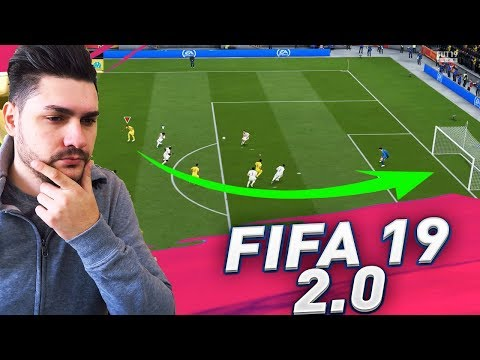 FIFA 19 2.0 PATCH IS LIVE NOW ON PS4 & XBOX ONE - FINALLY A BALANCED GAMEPLAY ?