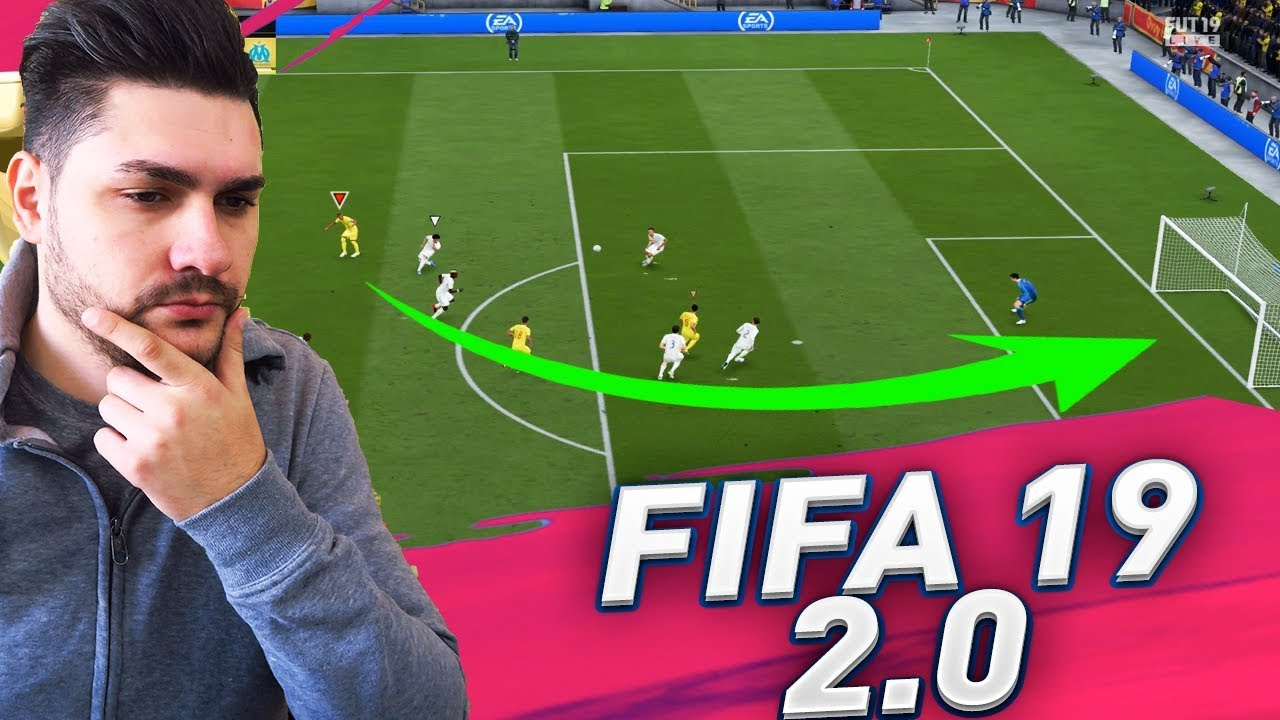 FIFA 19 2 0 PATCH IS LIVE NOW ON PS4 & XBOX ONE - FINALLY A BALANCED  GAMEPLAY ?