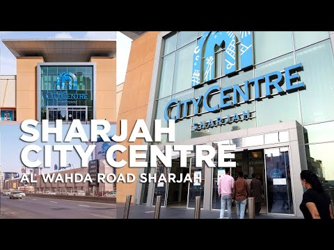 City Centre Sharjah | Shopping Mall in Sharjah | Sharjah Cit