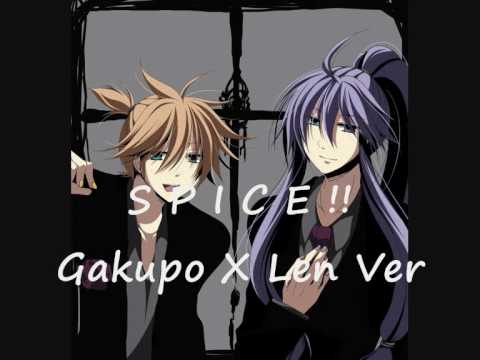 『 Len X Gakupo 』 S P I C E 『Download mp3 』