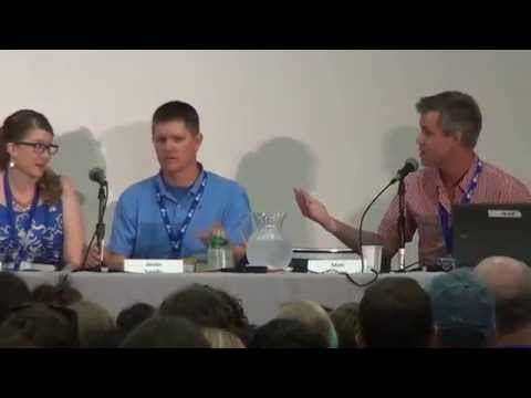 VidCon2014 Q&A Entertainment+Education!