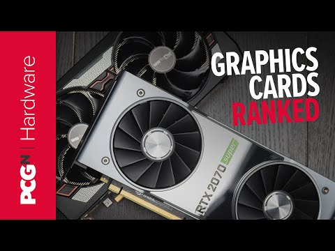 All This Generation's GPUs Ranked | Nvidia And AMD Graphics Card Benchmarks