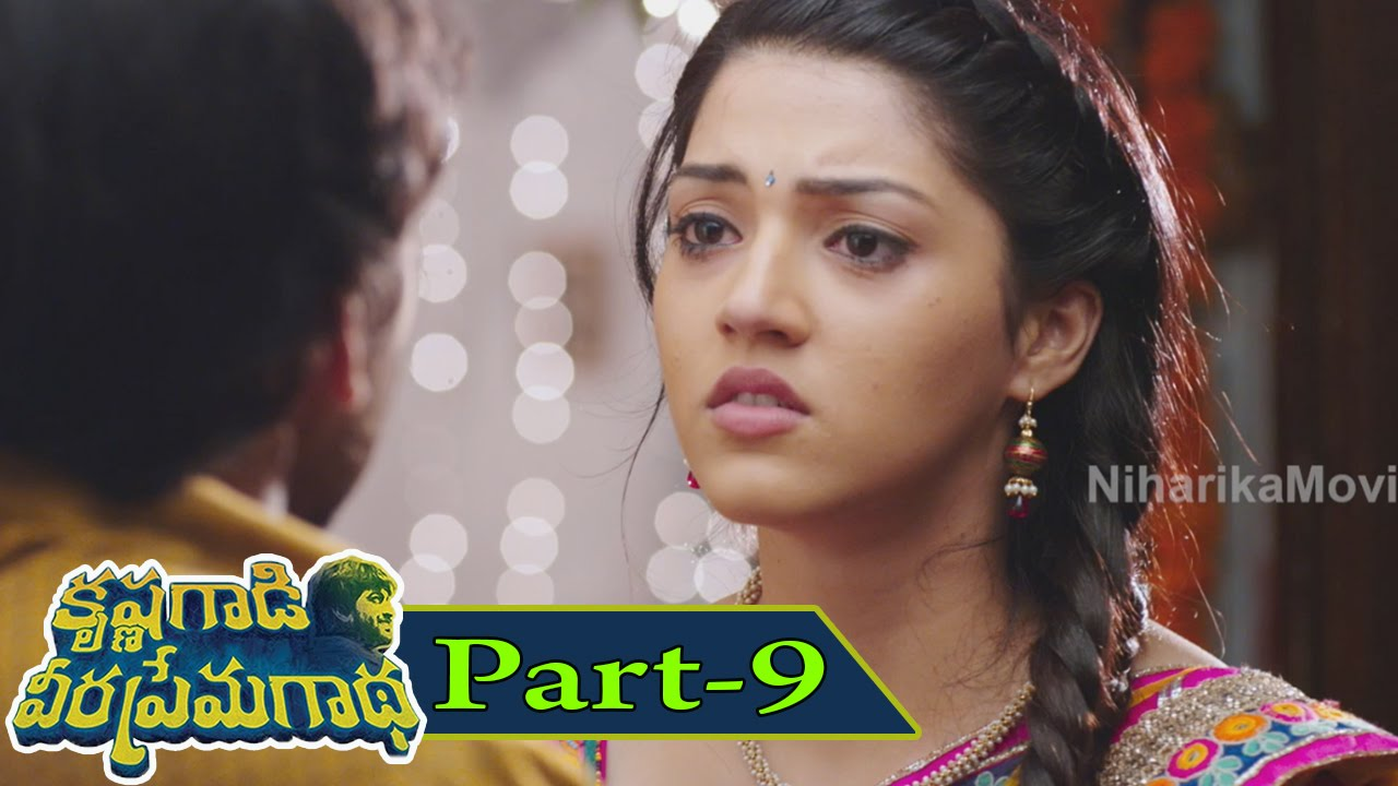 Download Krishna Gaadi Veera Prema Gaadha Full Movie Part 9    Nani, Mehreen Pirzada, Hanu Raghavapudi