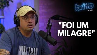 THIAGO SOARES O QUE ACONTECEU FOI UM MILAGRE   Brito Podcast Cortes