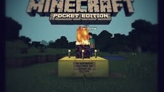Minecraft PE 0.15.0 | Herobrine Mod In MCPE 0.15.0!! + Full Review!! (Pocket Edition)