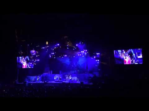 Iron Maiden - Powerslave (solo only) - Le Sports Center Beijing - 2016/04/24 - The Book Of Souls Wo