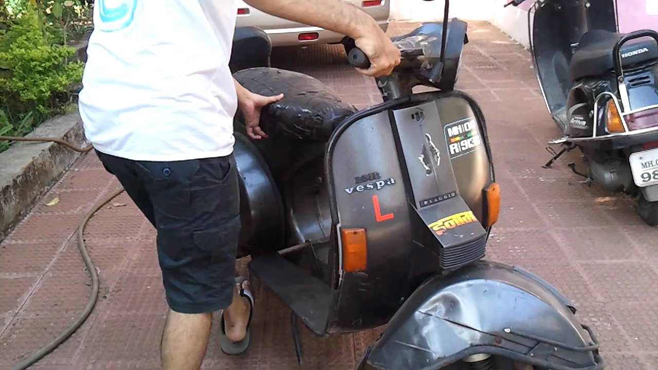 lml vespa nv spl youtube rh youtube com Scooter Cdi Wiring Diagram Mobility Scooter Wiring Diagram