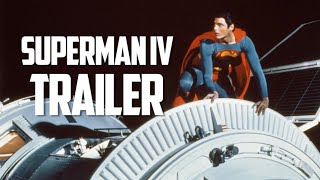 New Superman IV Trailer (2014)