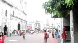 Cebu Tour - Sto.Niño Bassilica 2
