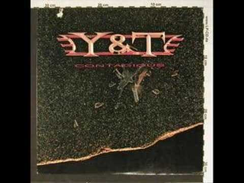 Y&T - I'll Cry For You