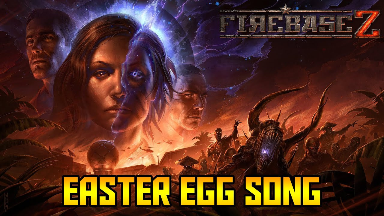 Firebase Z Easter Egg Guide - Black Ops Cold War Zombies