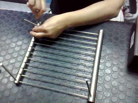 Montaje barbacoa plegable grilliput youtube - Como se construye una barbacoa ...