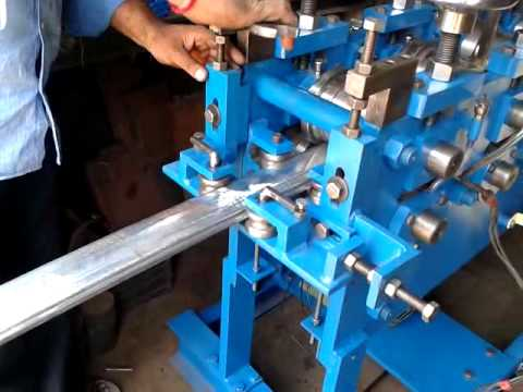 Roll Forming Machine Mp4 Youtube