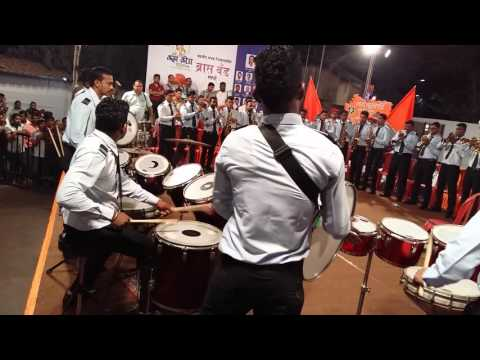 Jai Maharastra Brass Band Pathak.Shahad Gaonthan(Koliwada)Thane Mahapor Chashak 2016.
