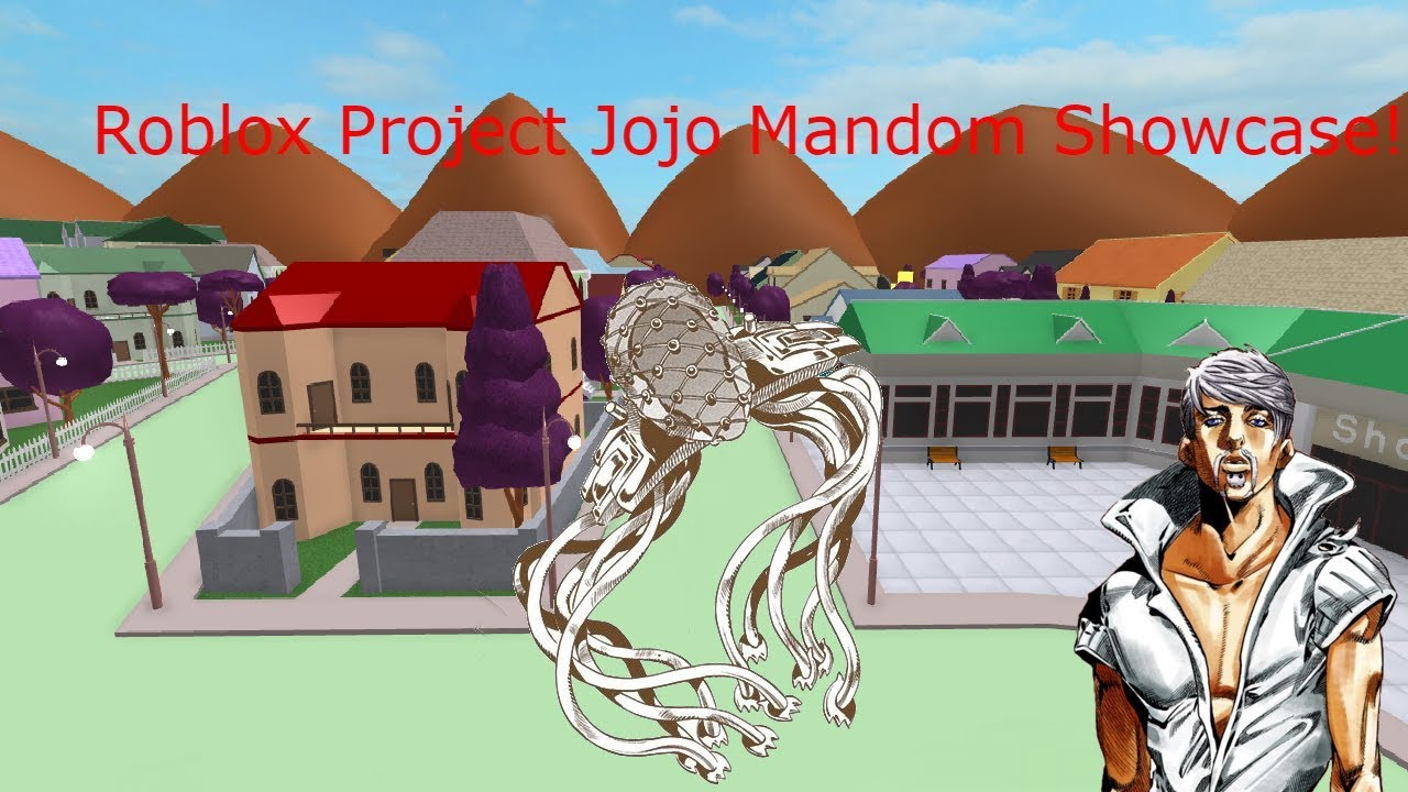 Roblox Project Jojo Made In Heaven Showcase смотри Roblox Project Jojo Made In Heaven Showcase By Sheeptrainer