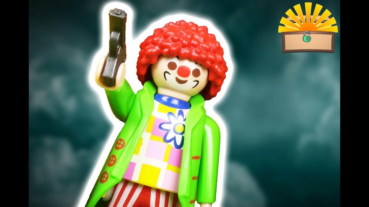 Grusel Clown