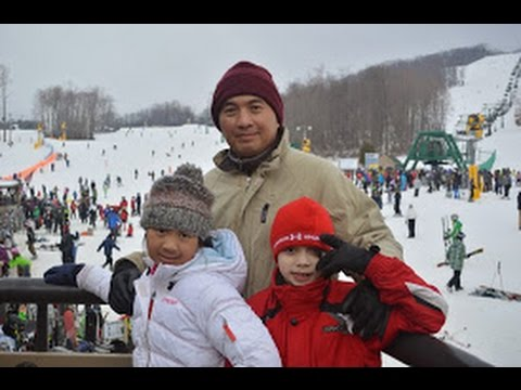 Whitetail Resort - Mercersburg, PA. - The sights and experiences