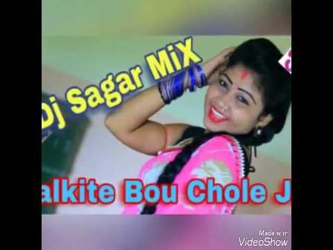 Palkai Bou Chole jai || dj  remix song || Dj Sp Sagar