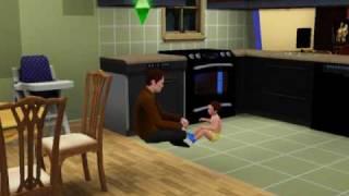 The Sims 3 - Teach Baby Sim To Talk