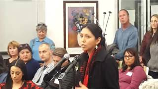 APS  Native American Open Community Forum  Open Forum Segment (A)