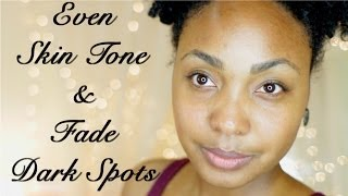Even Skin Tone & Dark Spots with DIY Personal Microderm
