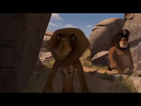 Madagascar Escape 2 Africa 2008 Alex Vs Teetsi Youtube